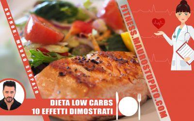 Diete A Basso Contenuto Di Carboidrati E Chetogeniche | Ecco 10 Effetti Benefici Per La Salute Dimostrati